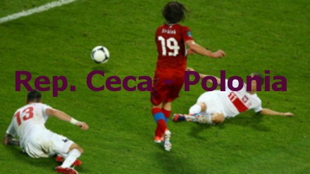 Euro 2012, Rep. Ceca, Polonia, quarti, highlights, tabellino