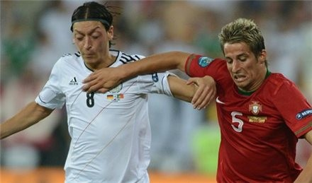 Euro 2012, Germania, Portogallo, highlights, tabellino