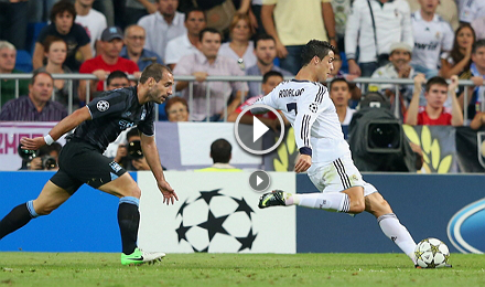 Champions League, Real Madrid, Manchester City, highlights, tabellino