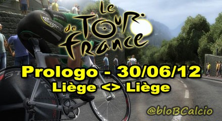 tour de france 2012,prologo liège - liège,streaming,diretta live