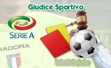 Serie A, squalificati, 18a giornata